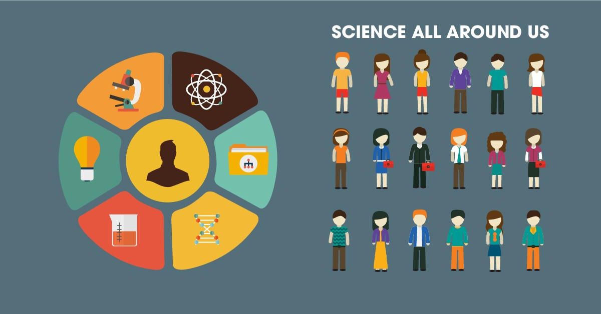 Science all the way!
